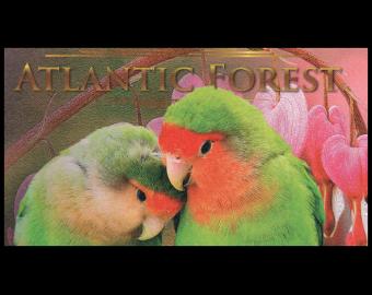 Atlantic Forest, NonLegal, 39 AvesDollars, 2018