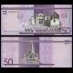 Dominican Rep, P-189c, 50 pesos, 2017