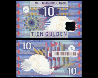 Nederlands, P-99, 10 gulden, 19697
