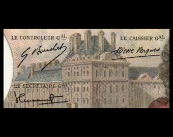France, P-147d, 10 francs, 1972, SUP+ / ExFine