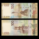 Russia, P-275b, 100 roubles, 2015, Crimea's Reunification