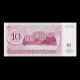 Transnistrie, P-18, 10 rubles, 1994