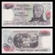 Argentine, P-313a1, 10 pesos argentinos, 1983
