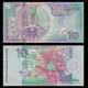 Suriname, 10 gulden, 2000