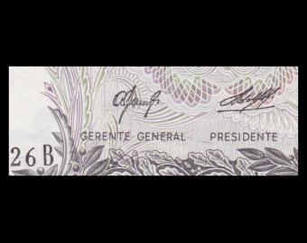 Argentina, P-301a2, 50 pesos, 1976-78