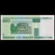 Bielorussie, P-26a, 100 roubles 2000
