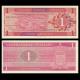 Netherlands Antilles, 1 gulden, 1970