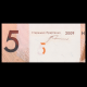 Belarus, P-37, 5 roubles 2009