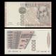 Italie, P-109b, 1000 lire, 1982