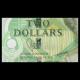 Fiji, P-109b, 2 dollars, 2011