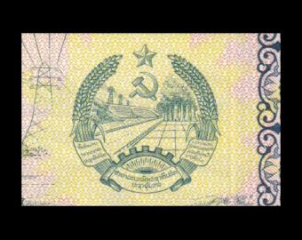 Lao, P-30a, 100 kip, 1979