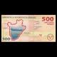 Burundi, p-New, 500 francs, 2015