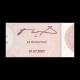 Congo, 50 francs, 2007