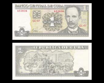 C, P-128f, 1 peso, 2011