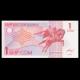 Kirghizistan, P-04, 1 som, 1993