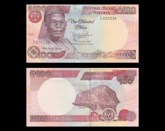 Nigeria, p-28k, 100 naira, 2011