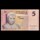 Nigeria, P-32a, 5 naira, 2006