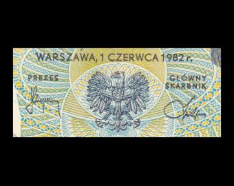Pologne, P-146c, 1000 zlotych, 1982