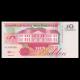 Suriname, p-137b, 10 gulden, 1996