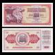 Yougoslavie, 100 dinara, 1986