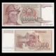 Yugoslavia, p-095, 20.000 dinara, 1987