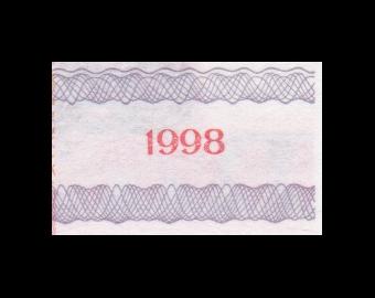 Belarus, P-17, 5000 rubles, 1998