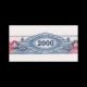 Bielorussie, P-29b, 5 000 roubles, 2000