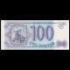 Russia, p-254, 100 rubles, 1993