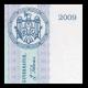 Moldova, P-09f, 5 lei, 2009