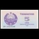 Ouzbekistan, P-63, 5 som, 1992