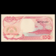 Indonésie, P-127c, 100 rupiah, 1994