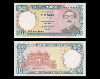Bangladesh, p-33b, 10 taka, 2000