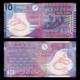 HongKong, P-401c, 10 dollars, 2012, polym-re