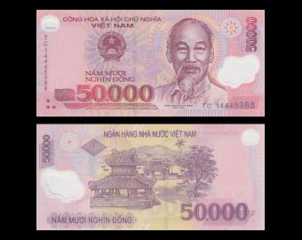 VietNam, p-121k, 50000 dông, 2014