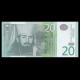 Serbia, p-47, 20 dinara, 2006