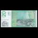 Serbie, p-47, 20 dinara, 2006