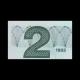 Lituanie, p-54, 2 litas, 1993