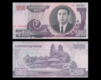 C, P-46b, 5000 won, 2006