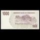 Zimbabwe, P-44, 1000 dollars, 2006, P-Neuf / A-UNC
