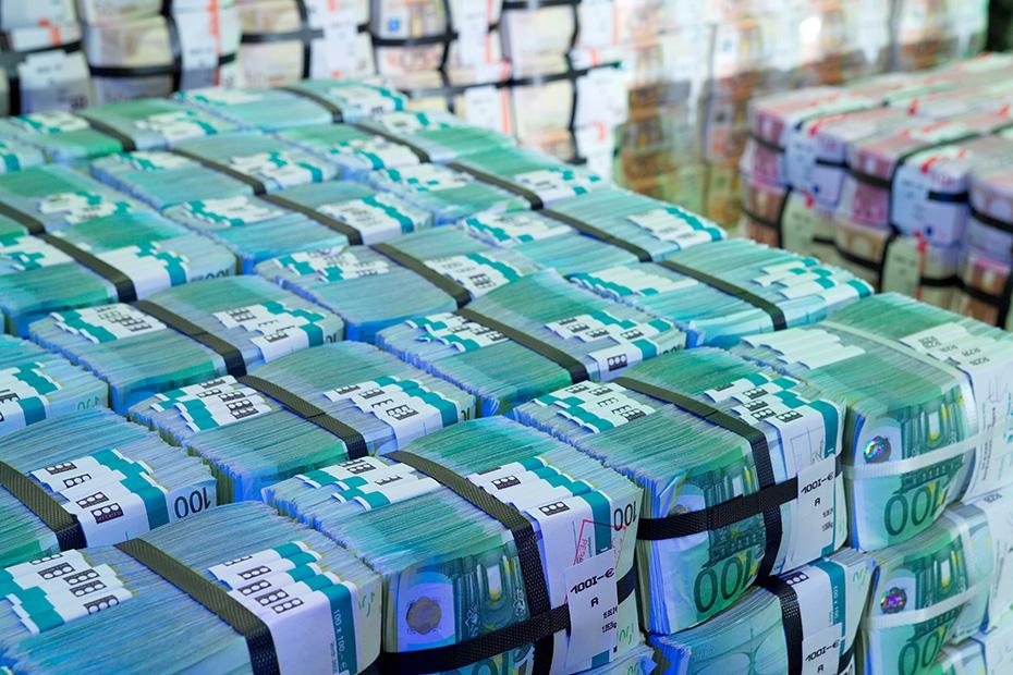 Briques de billets