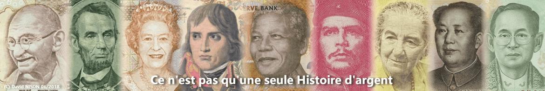 Galerie de Portraits sur des billets de banque du monde